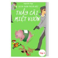 ebook thầy cãi miệt vườn tập 2