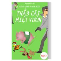 ebook truyện thầy cãi miệt vườn tập 3